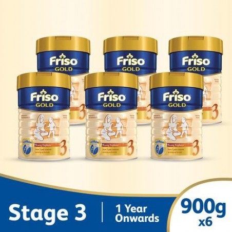 [Bundle of 6] Friso Gold...