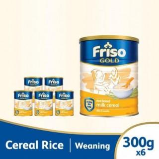 Friso Gold Milk Cereal -...