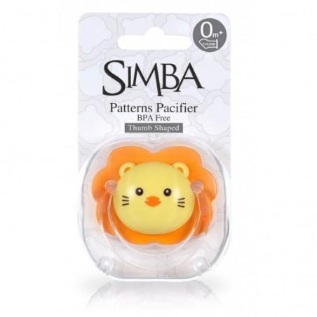 Simba BPA Free Thumb Shaped...